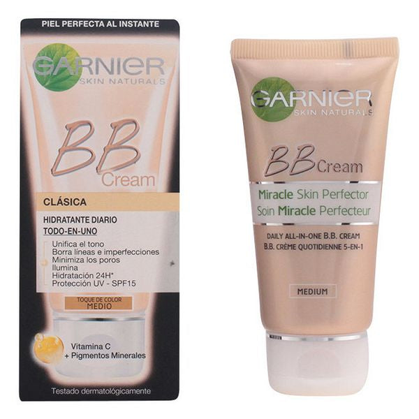 Make-up Effect Hydrating Cream Skin Naturals Bb Cream Garnier