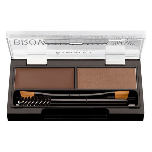 Eyebrow powder Brow This Way Rimmel London