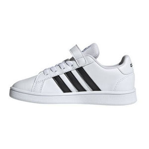 Children's Casual Trainers Adidas Grand Court C