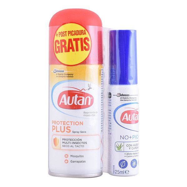 Mosquito Repellent Spray Autan (2 pcs)