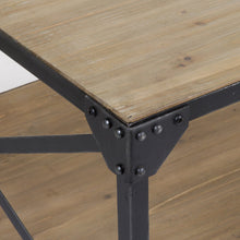 Load image into Gallery viewer, Centre Table Craftenwood (130 x 80 x 45 cm) - Thunder Collection