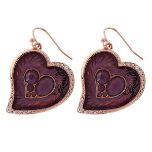Ladies' Earrings Guess UBE31215