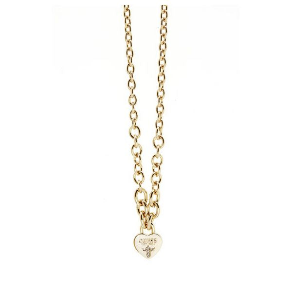 Ladies' Pendant Guess UBN21578 (50 cm)