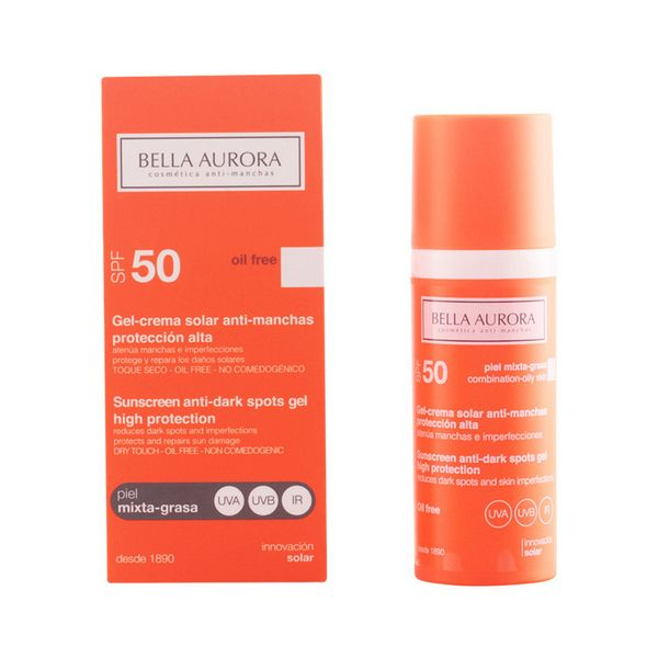 Anti Brown Spot Sun Cream Spf 50 Bella Aurora 3113