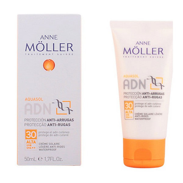 Anti-Wrinkle Cream Aquasol Adn Anne Möller Spf 30 (50 ml)