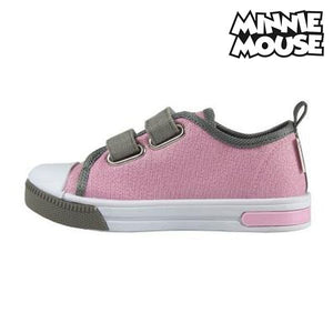 Casual Shoes with LEDs Minnie Mouse 72926