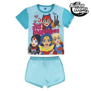 Summer Pyjama DC Super Hero Girls 72659