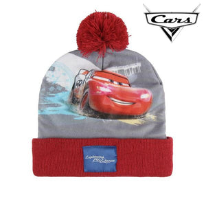 Hat & Gloves Cars 79907 (2 pcs) Grey