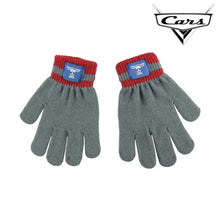 Load image into Gallery viewer, Hat & Gloves Cars 79907 (2 pcs) Grey