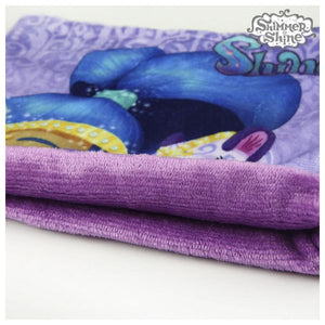 Neck Warmer Shimmer and Shine 70405 Lilac