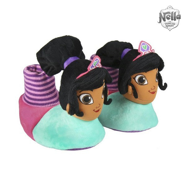 3D House Slippers Nella 73346