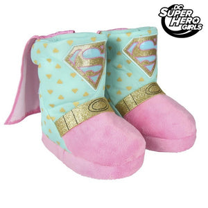 3D House Slippers DC Super Hero Girls 73452