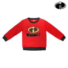Load image into Gallery viewer, Children's Sweatshirt without Hood The Incredibles 73424