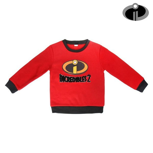 Children's Sweatshirt without Hood The Incredibles 73424