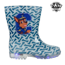 Load image into Gallery viewer, Children's Water Boots with LEDs The Paw Patrol 73501