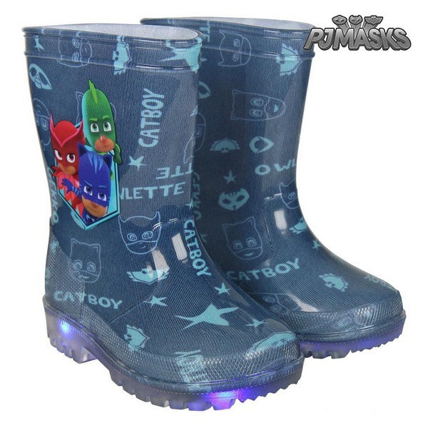 Children's Water Boots with LEDs PJ Masks 73502