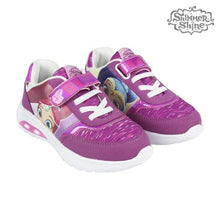 Load image into Gallery viewer, LED Trainers Shimmer and Shine 73598 Pink