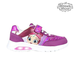 LED Trainers Shimmer and Shine 73598 Pink