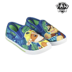 Children's Casual Trainers The Paw Patrol 73603 Blue