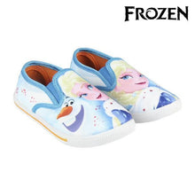 Load image into Gallery viewer, Children's Casual Trainers Frozen 73608 Blue