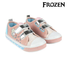 Load image into Gallery viewer, Casual Shoes with LEDs Frozen 73621 Pink