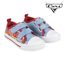Load image into Gallery viewer, Children's Casual Trainers Cars 73628 Red