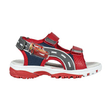 Load image into Gallery viewer, Children's sandals Cars 3 73641 Red