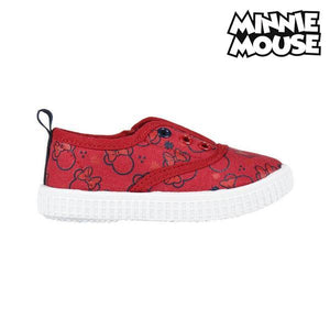 Children's Casual Trainers Minnie Mouse 73676 Red