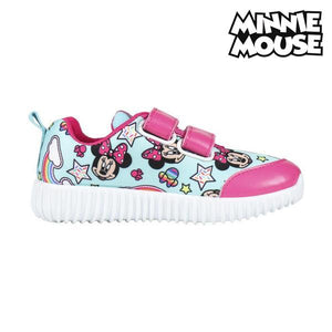 Trainers Minnie Mouse 73720 Blue Pink