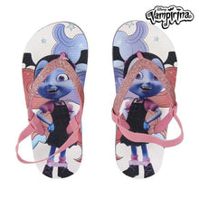 Load image into Gallery viewer, Flip Flops Vampirina 73771