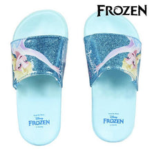 Load image into Gallery viewer, Swimming Pool Slippers Frozen 73807