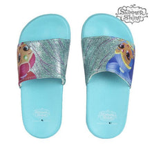 Load image into Gallery viewer, Swimming Pool Slippers Shimmer and Shine 73810