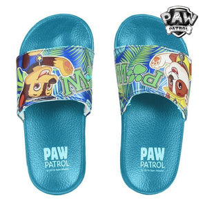 Swimming Pool Slippers The Paw Patrol 73893