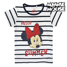 Load image into Gallery viewer, Child's Short Sleeve T-Shirt Minnie Mouse 73488