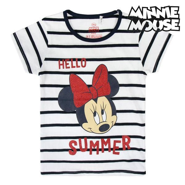 Child's Short Sleeve T-Shirt Minnie Mouse 73488
