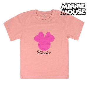 Child's Short Sleeve T-Shirt Minnie Mouse 73716