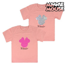 Load image into Gallery viewer, Child's Short Sleeve T-Shirt Minnie Mouse 73716