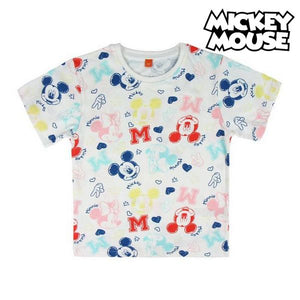 Child's Short Sleeve T-Shirt Mickey Mouse 73717