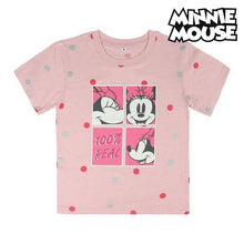 Load image into Gallery viewer, Child's Short Sleeve T-Shirt Minnie Mouse 73489