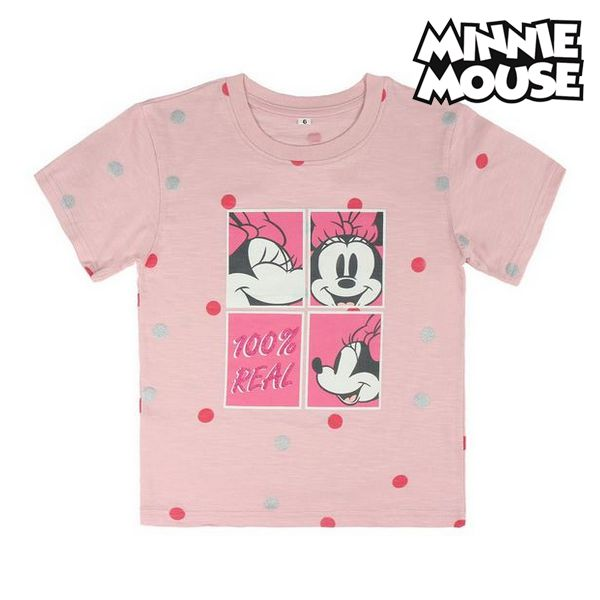 Child's Short Sleeve T-Shirt Minnie Mouse 73489