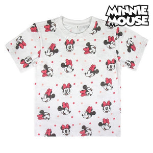 Child's Short Sleeve T-Shirt Minnie Mouse 73721