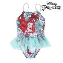 Load image into Gallery viewer, Child's Bathing Costume Ariel Princesses Disney 73784
