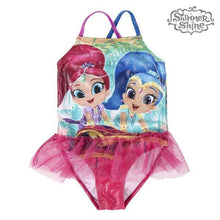 Load image into Gallery viewer, Child's Bathing Costume Shimmer and Shine 73786