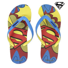 Load image into Gallery viewer, Swimming Pool Slippers Superman 73799
