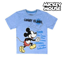 Load image into Gallery viewer, Child's Short Sleeve T-Shirt Canary Islands Mickey Mouse 73489