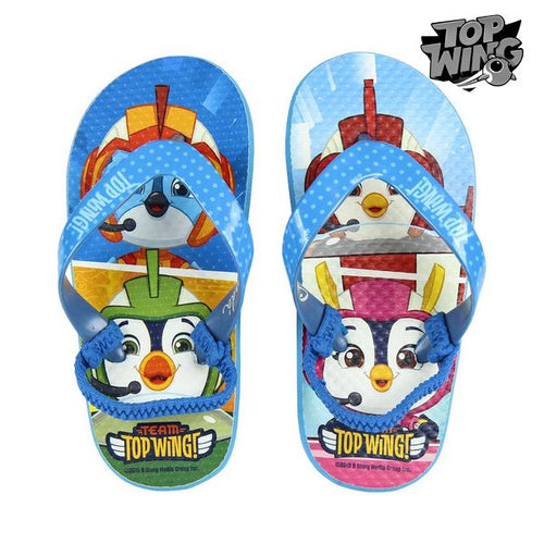 Flip Flops for Children Top Wing 74272 Blue