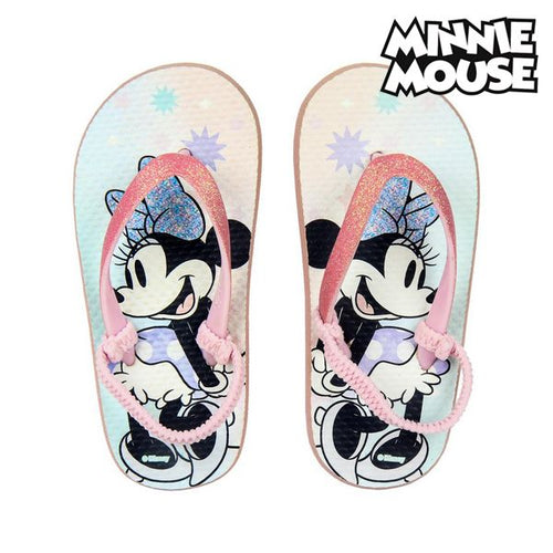 Flip Flops for Children Minnie Mouse 74325 Pink