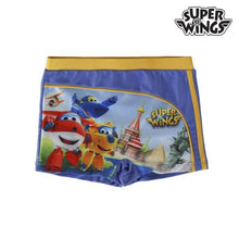 Load image into Gallery viewer, Boys Swim Shorts Super Wings 71930