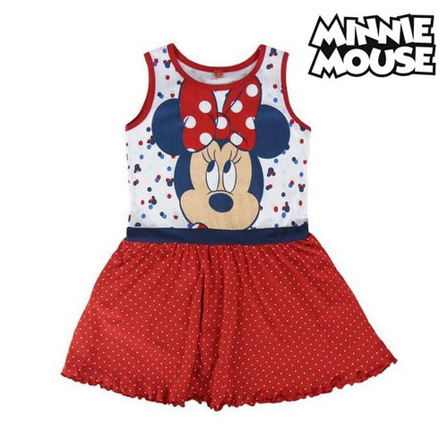 Dress Minnie Mouse 71969 Red