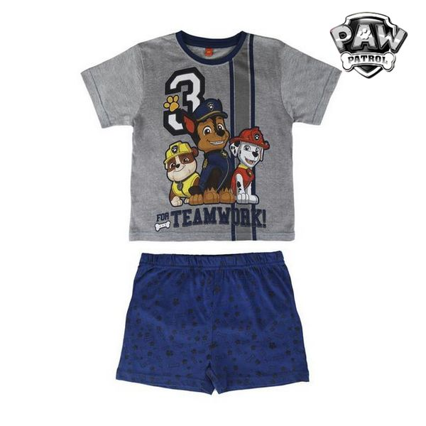 Summer Pyjama The Paw Patrol 71970 Navy